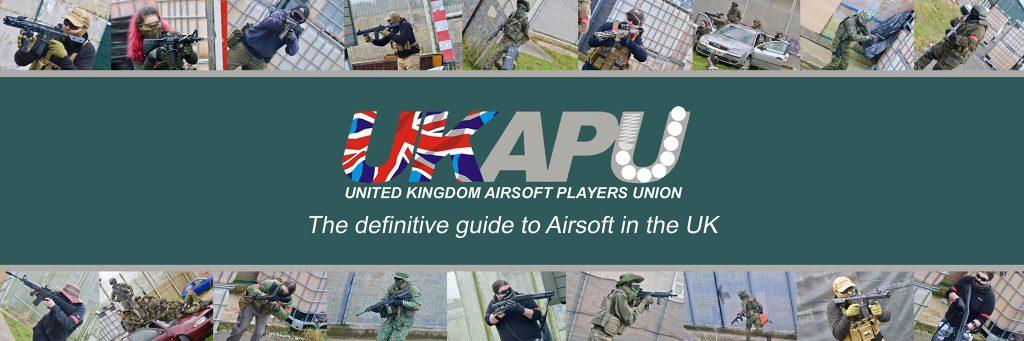 UKAPU Beginners Guide to UK Airsoft | UKAPU
